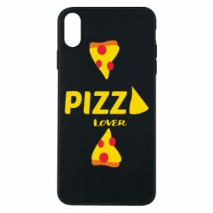 Etui na iPhone Xs Max Pizza lover