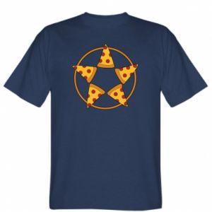 Koszulka Pizza pentagram