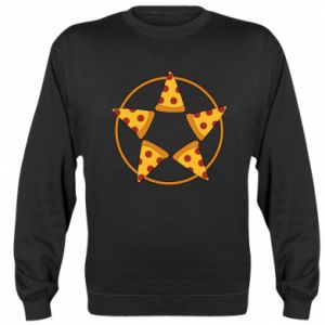 Bluza (raglan) Pizza pentagram