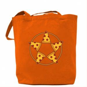 Torba Pizza pentagram