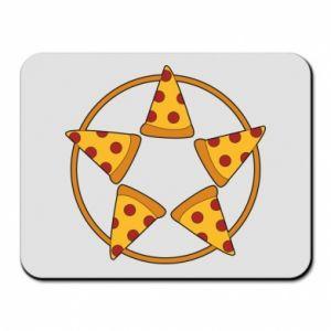 Podkładka pod mysz Pizza pentagram