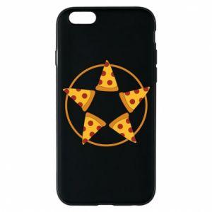 Etui na iPhone 6/6S Pizza pentagram