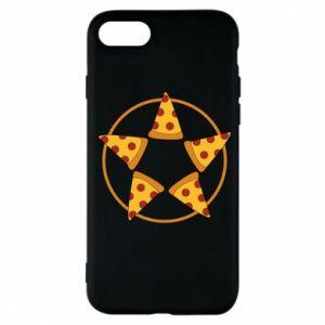 Etui na iPhone 7 Pizza pentagram