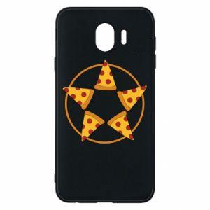 Etui na Samsung J4 Pizza pentagram
