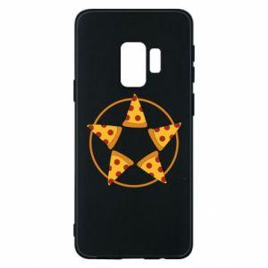 Etui na Samsung S9 Pizza pentagram