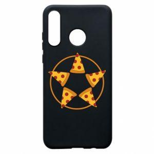 Etui na Huawei P30 Lite Pizza pentagram