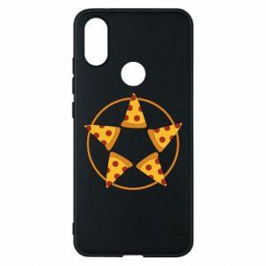 Etui na Xiaomi Mi A2 Pizza pentagram
