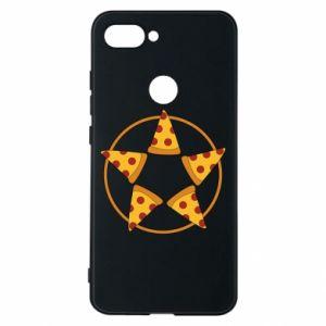 Etui na Xiaomi Mi8 Lite Pizza pentagram