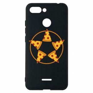 Etui na Xiaomi Redmi 6 Pizza pentagram