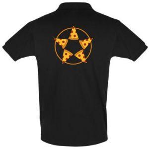 Koszulka Polo Pizza pentagram