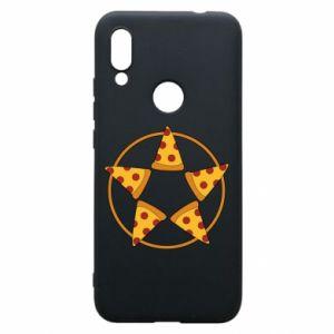 Etui na Xiaomi Redmi 7 Pizza pentagram