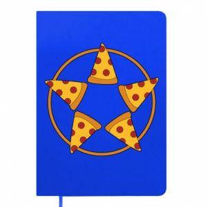 Notes Pizza pentagram