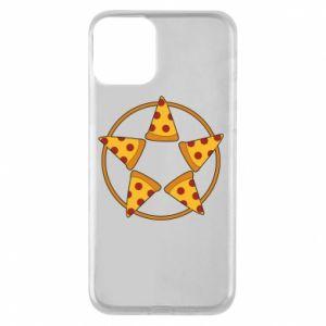 Etui na iPhone 11 Pizza pentagram