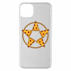 Etui na iPhone 11 Pro Max Pizza pentagram