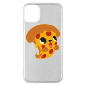 Phone case for iPhone 11 Pro Pizza Puppy