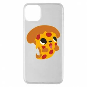 Phone case for iPhone 11 Pro Max Pizza Puppy