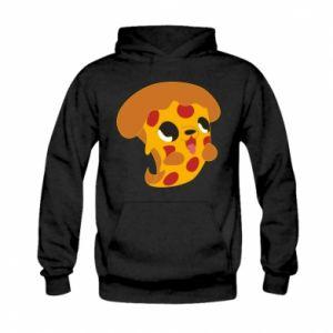 Bluza z kapturem dziecięca Pizza Puppy