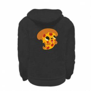 Bluza na zamek dziecięca Pizza Puppy