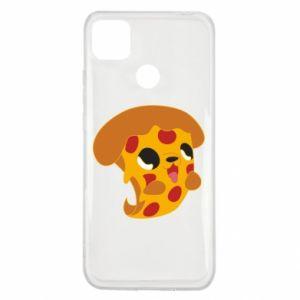 Etui na Xiaomi Redmi 9c Pizza Puppy