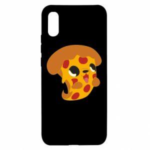 Etui na Xiaomi Redmi 9a Pizza Puppy