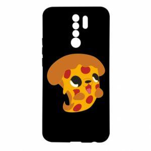 Etui na Xiaomi Redmi 9 Pizza Puppy