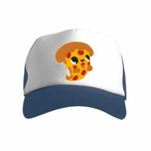 Czapka trucker dziecięca Pizza Puppy