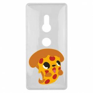 Etui na Sony Xperia XZ2 Pizza Puppy
