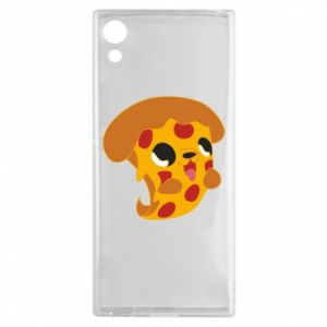 Etui na Sony Xperia XA1 Pizza Puppy