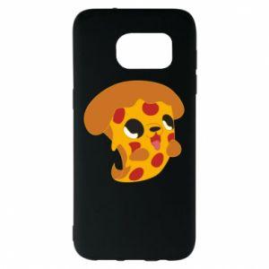 Etui na Samsung S7 EDGE Pizza Puppy