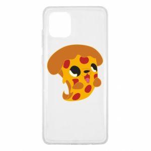 Etui na Samsung Note 10 Lite Pizza Puppy