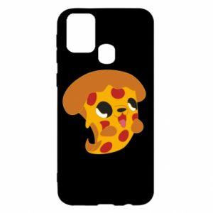 Etui na Samsung M31 Pizza Puppy