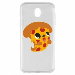 Etui na Samsung J7 2017 Pizza Puppy