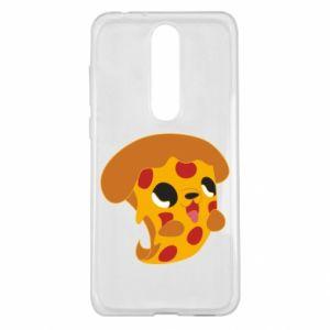 Etui na Nokia 5.1 Plus Pizza Puppy