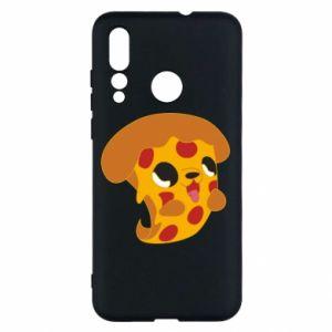 Etui na Huawei Nova 4 Pizza Puppy