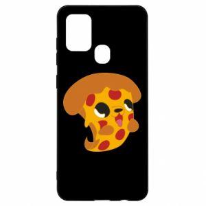 Etui na Samsung A21s Pizza Puppy