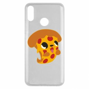 Etui na Huawei Y9 2019 Pizza Puppy