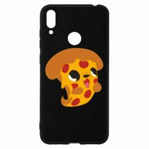 Etui na Huawei Y7 2019 Pizza Puppy