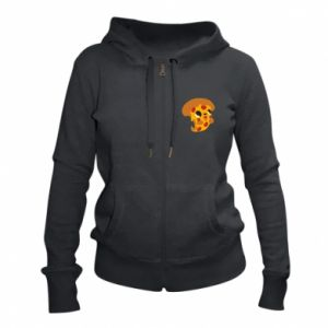 Damska bluza na zamek Pizza Puppy
