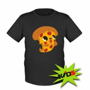 Kids T-shirt Pizza Puppy