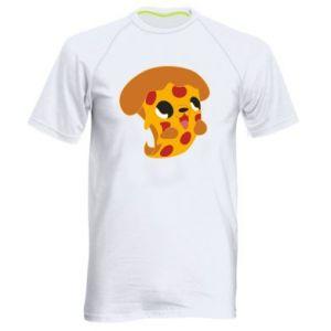 Koszulka sportowa męska Pizza Puppy