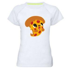 Koszulka sportowa damska Pizza Puppy