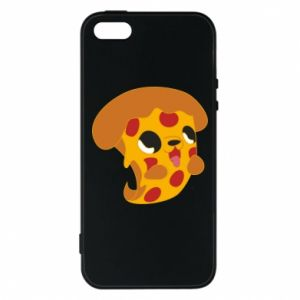Phone case for iPhone 5/5S/SE Pizza Puppy