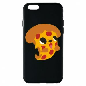Phone case for iPhone 6/6S Pizza Puppy - PrintSalon
