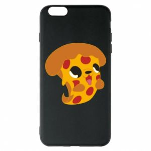 Phone case for iPhone 6 Plus/6S Plus Pizza Puppy