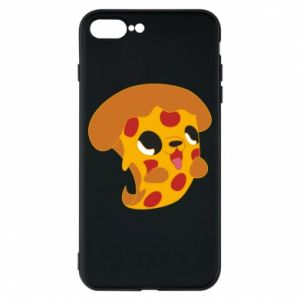 Phone case for iPhone 8 Plus Pizza Puppy