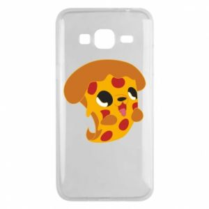 Phone case for Samsung J3 2016 Pizza Puppy