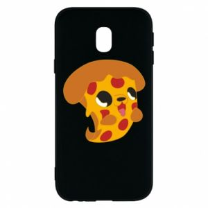 Phone case for Samsung J3 2017 Pizza Puppy