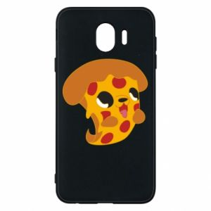 Phone case for Samsung J4 Pizza Puppy
