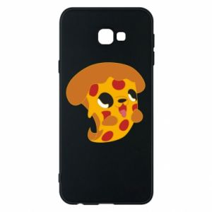 Phone case for Samsung J4 Plus 2018 Pizza Puppy