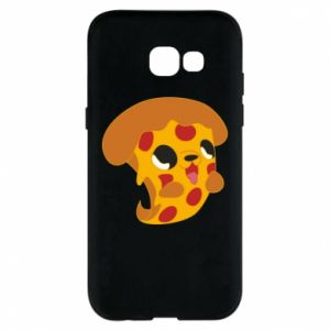 Phone case for Samsung A5 2017 Pizza Puppy
